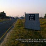 Farazela Border Post